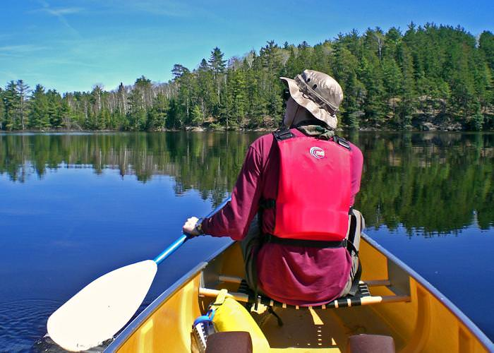 Half-Day or Full-Day Canoe Trip Adventures